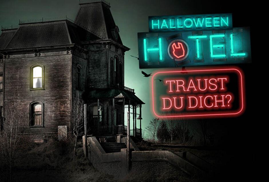 Vítejte v EMP Halloween hotelu!