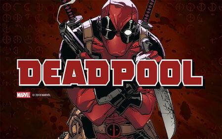 Deadpool přichází! Get Your Chimichanga!