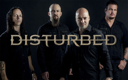Vše pro fanoušky Disturbed!