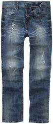Trek Blue Slim Fit Jeans