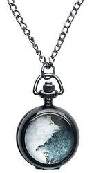 Kapesní hodinky Wolves Pack