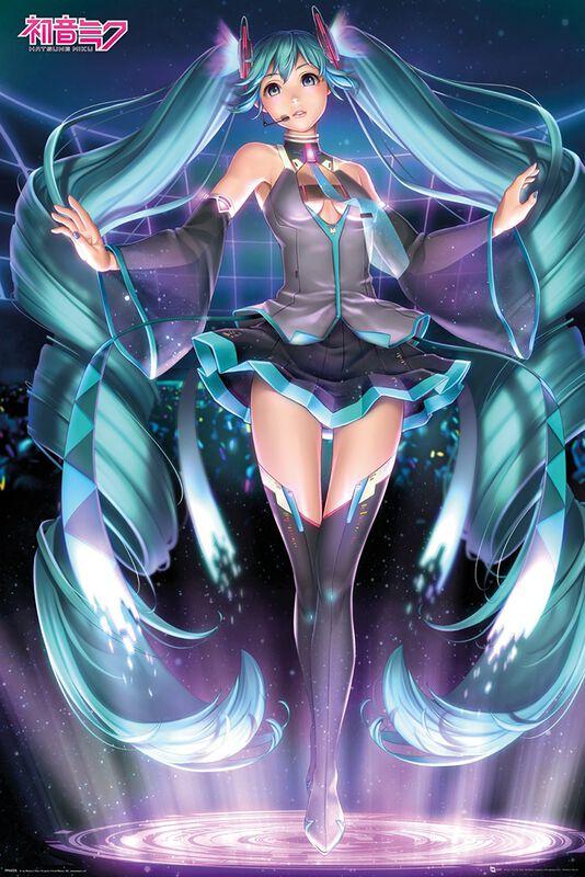 Hatsune Miku Projection
