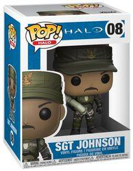 Vinylová figurka č. 08 Sgt. Johnson (Cigar) s možností chase
