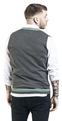 Harry Potter Slytherin - Sleeveless Sweater