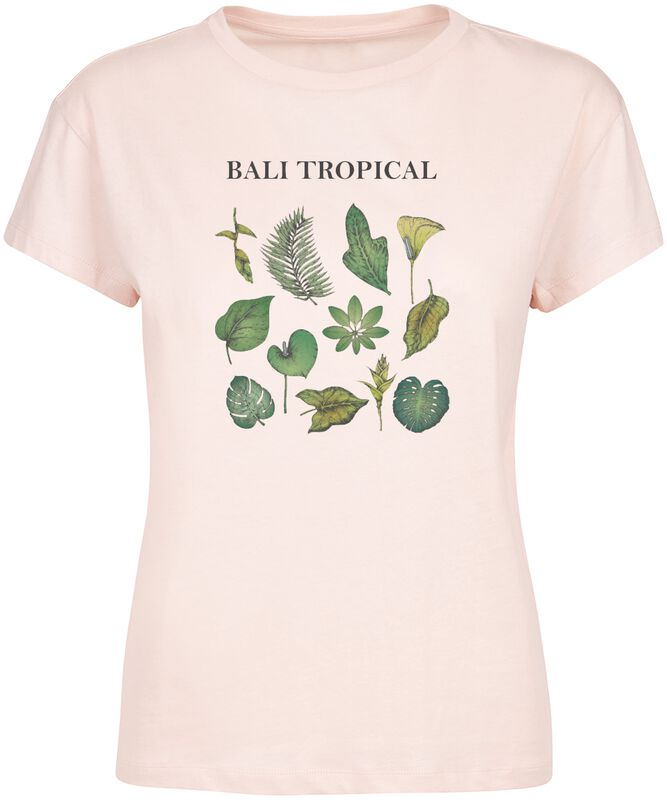 Dámské tričko Bali Tropical