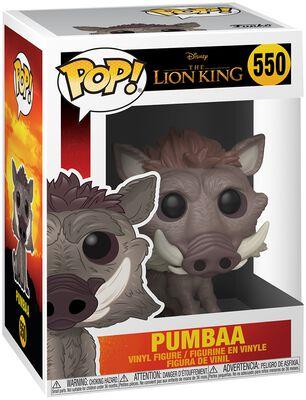 Vinylová figurka č. 550 Pumbaa