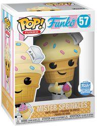 Fantastik Plastik Mister Sprinkles (Funko Shop Europe) Vinyl Figure 57