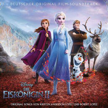 Frozen 2 (originální filmový soundtrack) - německá verze