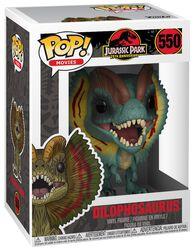 Vinylová figurka č. 550 Dilophosaurus (s možnosti chase)