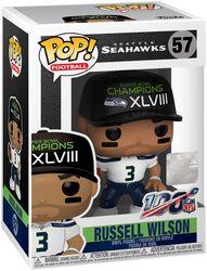 Vinylová figurka č. 57 Seattle Seahawks - Russel Wilson