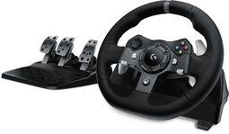 Závodní volant G920 Driving Force