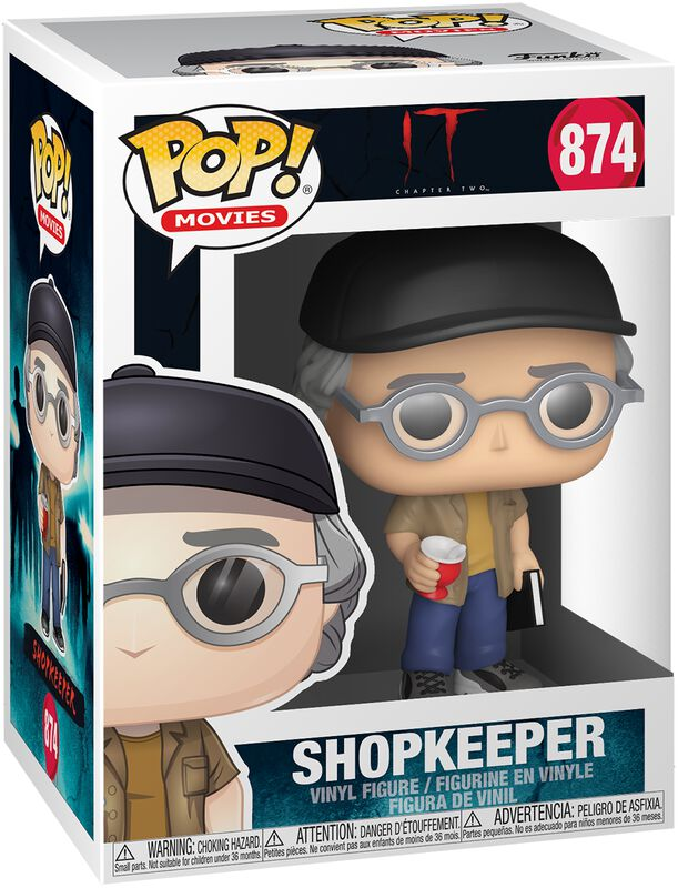 Vinylová figurka č. 874 Chapter 2 - Shopkeeper