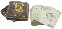 Harry Potter – Hogwarts hrací karty