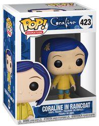 Coraline Vinylová figurka č. 423 Coraline in Raincoat (s možností chase)