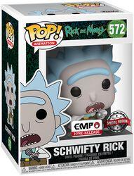 Vinylová figurka č. 572 Schwifty Rick