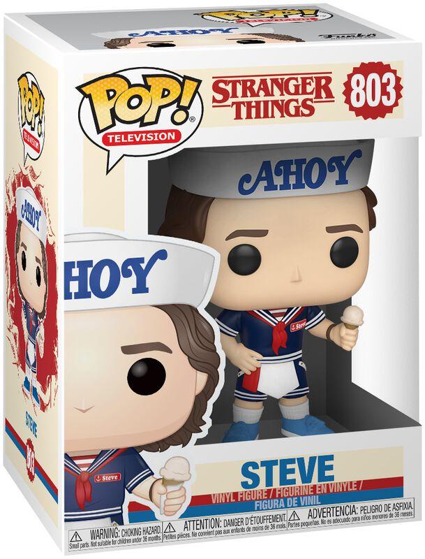 Vinylová figurka č. 803 Season 3 - Steve