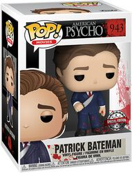 American Psycho Vinylová figurka č. 943 Patrick Bateman