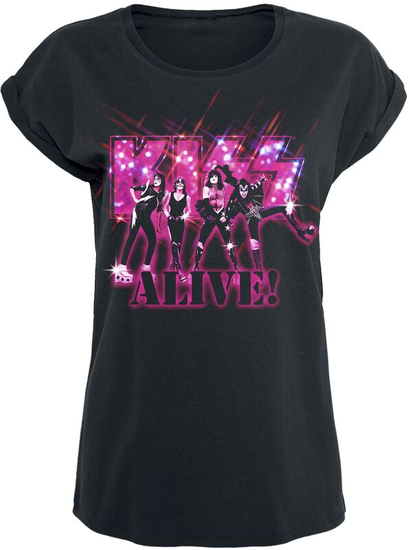 Alive Pink Glitter