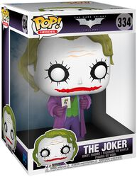 The Dark Knight - The Joker (Jumbo Pop!) Vinyl Figur 334