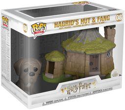 Vinylová figurka č. 08 Hagrid's Hut with Fang (Pop! Town)