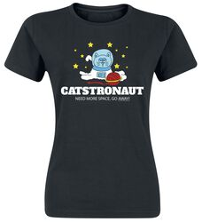 Catstronaut Need More Space, Go Away!