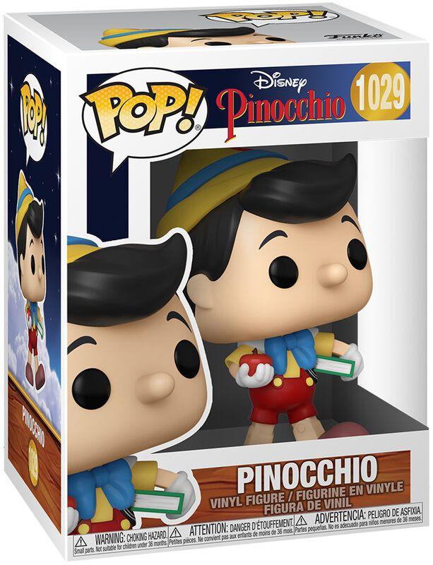 Vinylová figúrka c. 1029 80th Anniversary - Pinocchio
