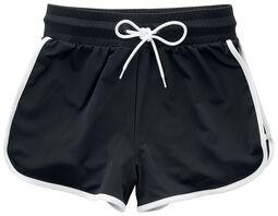 Short Black Swim Shorts