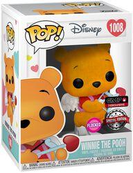 Vinylová figúrka c. 1008 Winnie The Pooh (Valentine) (Flocked)