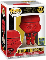 Vinylová figurka č. 383 SDCC 2020 - Sith Jet Trooper