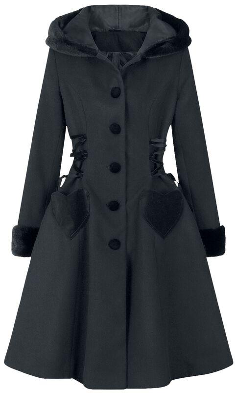 Kabát Scarlett