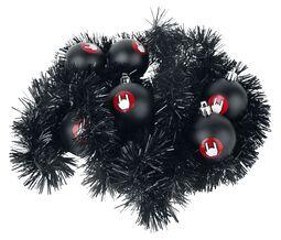 Vánoční koule & dekorační lametty