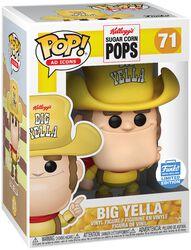 Kellogg's Vinylová figurk č. 71 Sugar Corn Pops - Big Yella (Funko Shop Europe)