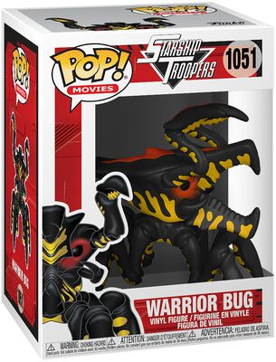 Starship Troopers Vinylová figurka č. 1051 Warrior Bug