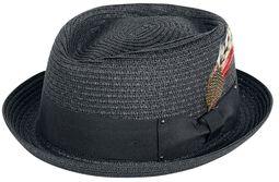 Slaměný klobouk Pork Pie