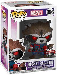 Vinylová figurka č. 396 Rocket Raccoon