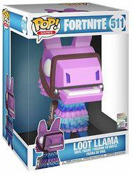 Vinylová figurka č. 511 Loot Llama 10 Super Size