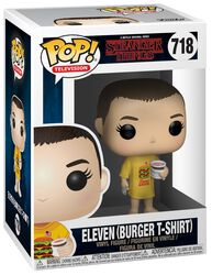 Vinylová figurka č. 718 Eleven (Burger T-Shirt)