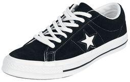 Semišové boty One Star Premium