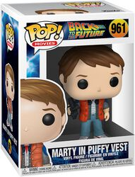 Marty in Puffy Vest Vinyl Figure 961