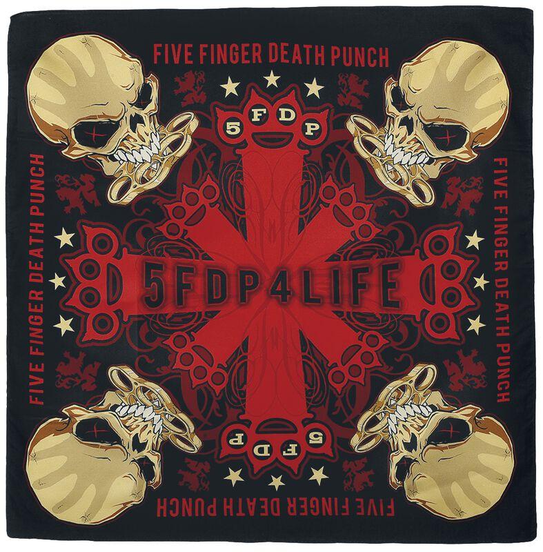 FFDP 4 Life - Bandana