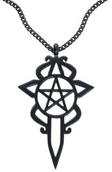 Náhrdelník Pentagram Dagger