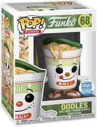 Fantastik Plastik Vinylová figurka č. 68 Oodles (Funko Shop Europe)