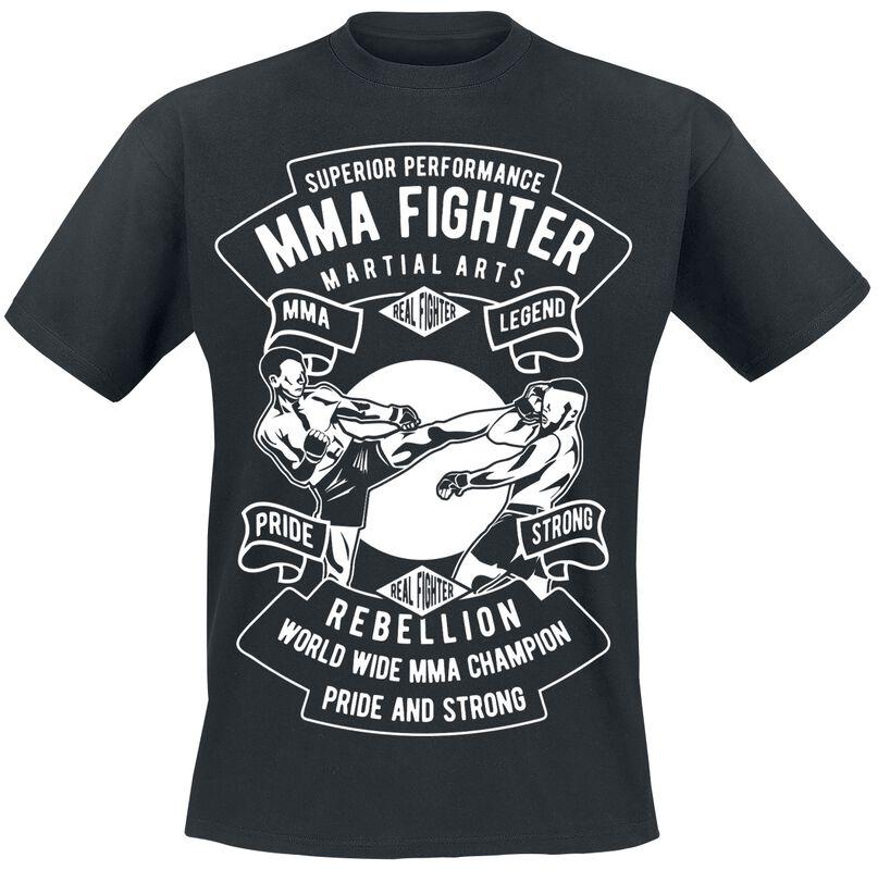 MMA Fighter - Rebellion