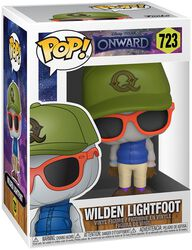 Vinylová figurka č. 723 Wilden Lightfoot