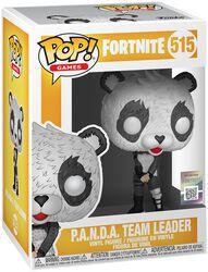 P.A.N.D.A. Vinylová figurka č. 515 Team Leader