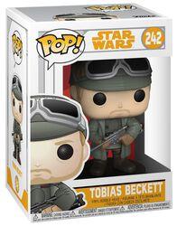 Vinylová figurka č. 242 Solo: A Star Wars Story - Tobias Beckett