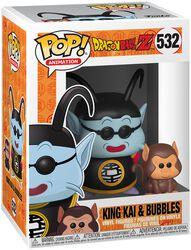 Vinylová figurka č. 532 Z-King Kai and Bubbles