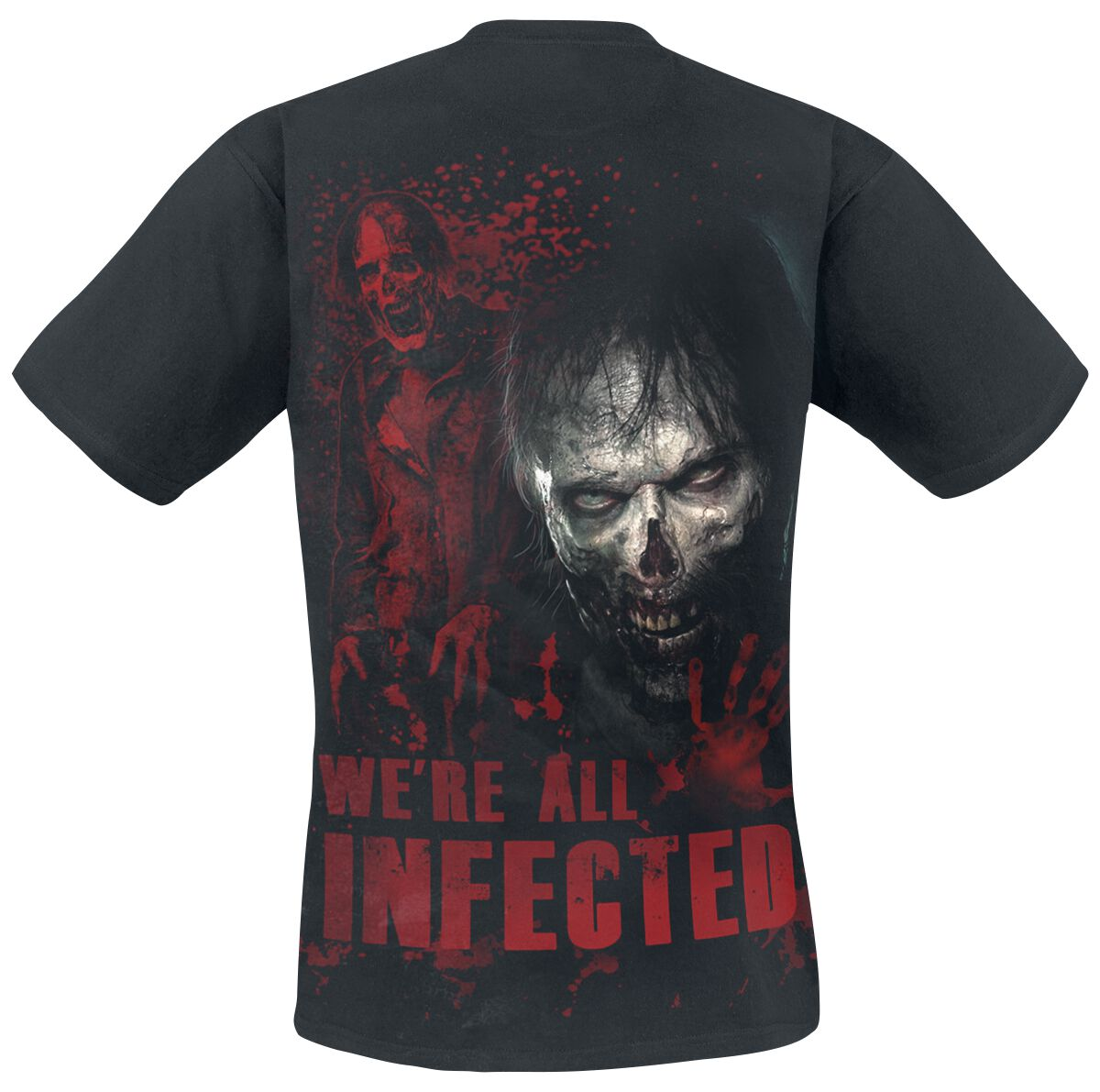 Zombie - All Infected  21f1d7d787