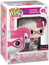 Vinylová figurka č. 45 Harley Quinn (Glitter Pink)