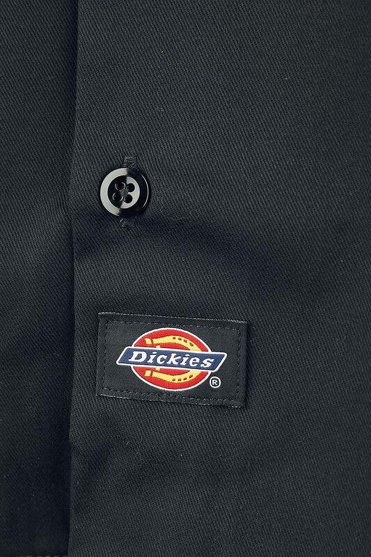 Pracovní košile s dlouhými rukávy